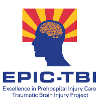 EPIC-TBI Project Logo